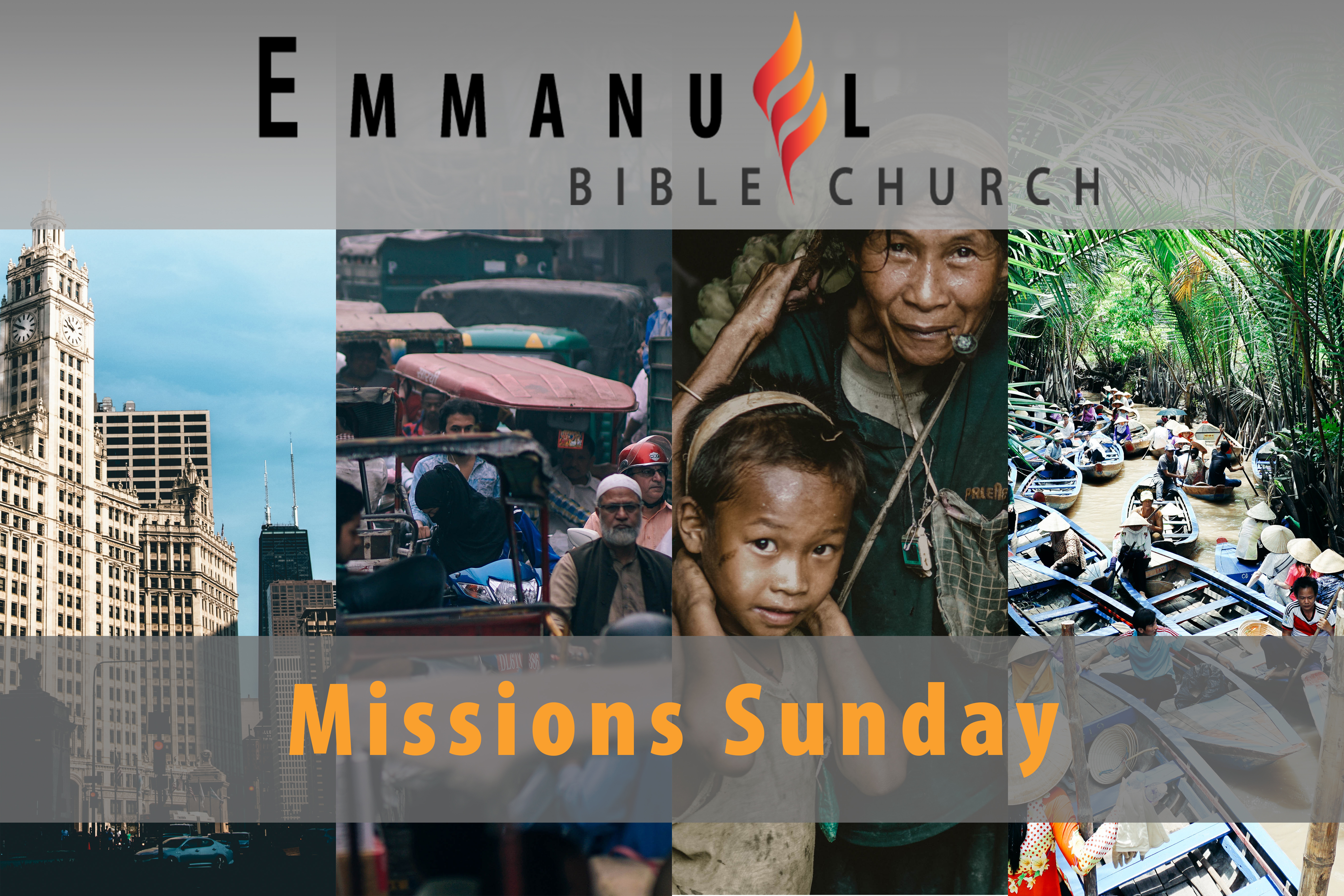 Missions Sunday Baanner